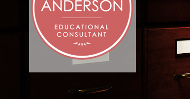 Anne Anderson | Educational Consultant